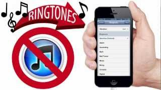 How to Transfer RINGTONES from Computer to iPhone WITHOUT iTunes