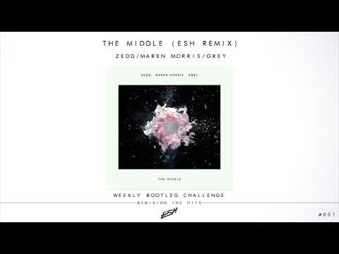 The Middle (ESH Remix) - Zedd, Maren Morris, Grey [FREE DOWNLOAD] #WBC001
