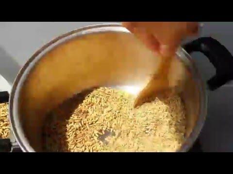 Homemade Malt