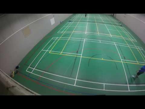 GCSE PE Tennis video