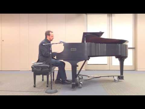 Steinway Artist Kevin Kern plays Through The Arbor at Mission Viejo Concert