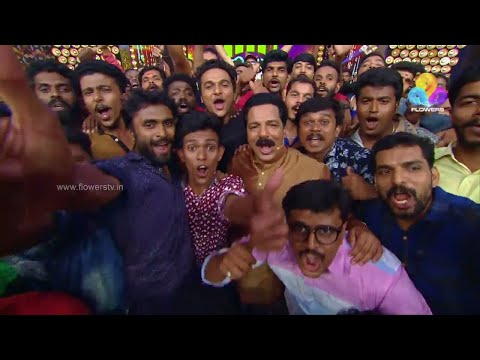 100 നൂറ്  Comedy Utsavam│Flowers│Onam Special Episode Part 02