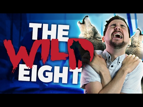 WOLFPACK   The Wild Eight [#3]
