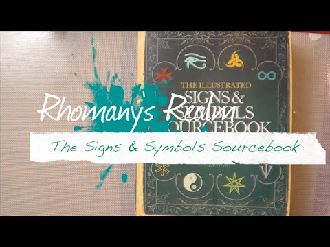 #witchywednesday The Signs & Symbols Sourcebook, A Nozedar