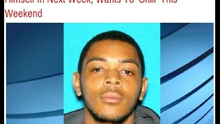 """Man Shoots 5 People Then Tells Police """"I'll Turn Myself In After I CHILL this Weekend''"""