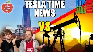 Tesla Time News - Big Apple Sues Big Oil, and more!