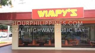 Wimpy's Burgers And Pork Chops Rizal Highway Subic Bay By Hourphilippines.com