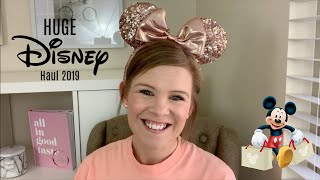 Disney World Haul 2019 | Tons of stuff! Incuding from outlet store!