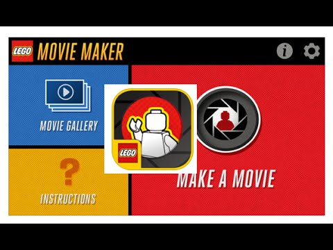 How To Make Stop Motion Picture Animation By IOS App LEGO Movie ...