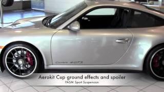 Porsche 911 Carrera 4 GTS 2012 Videos