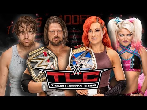 WWE TLC 2016 - Match Card, Predictions, Rumors, Possible Results & Highlights