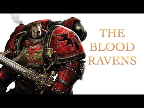 40 Facts and Lore about the Blood Ravens Warhammer 40k