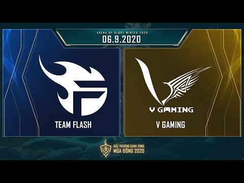 Team Flash vs V Gaming | FL vs VGM - Vòng 5 ngày 2 [06.09.20