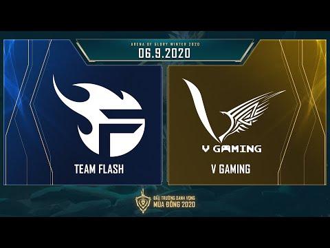 Team Flash vs V Gaming | FL vs VGM - Vòng 5 ngày 2 [06.09.2020] - ĐTDV mùa Đông 2020