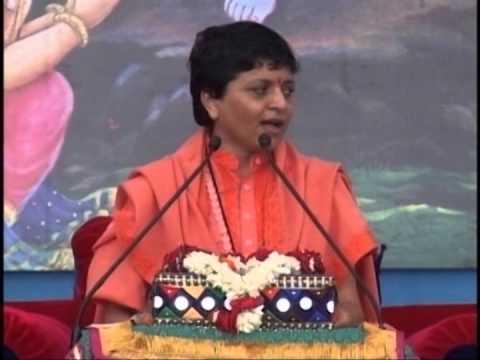 Maru Vanravan chhe Rudu Re Vaikunth Nahi Re Aavu by Gitadidi