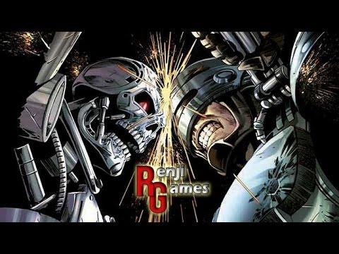 Ретроспектива: обзор Robocop Vs Terminator (Sega) #9