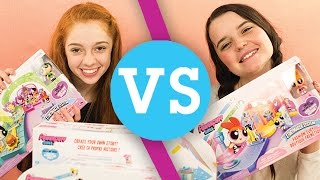 Alyssa VS Juliet? - Powerpuff Girls Storymaker System Showdown!