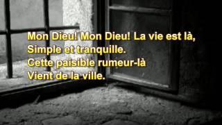 LE CIEL EST PAR-DESSUS LE TOIT - PAUL VERLAINE (LISONS LE POEME)