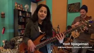 Pentatonic Bass Lines with Yonit Spiegelman
