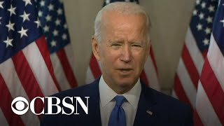 Biden says he won't be releasing a list of potential Supreme Court nominees