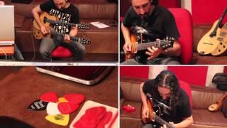 "Yossi Sassi ft. Ron ""Bumblefoot"" Thal - Fata Morgana (""Desert Butterflies"")"