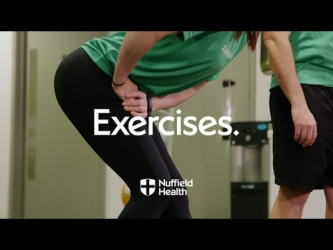How To Hamstring Stretch | Nuffield Health