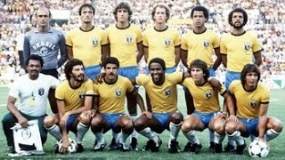 Football's Greatest International Teams .. Brazil 1982