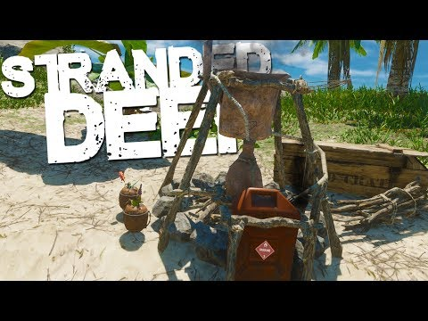 Stranded Deep | COOKING WITH GAS! (Experimental Update)