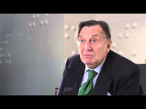 Barry Humphries Interview - Working with the Sydney Symphony Orchestra