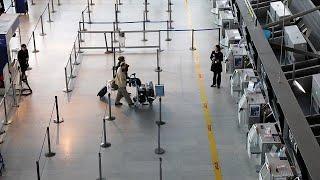 В Европе массово отменяют авиарейсы