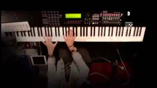 Teclado 1 - Mountain  / Tutorial Hillsong Instrument Parts