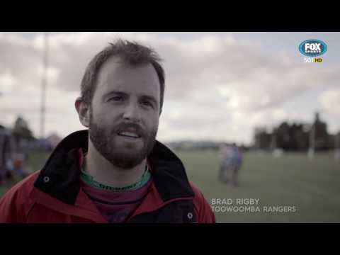 Rugby Kick and Chase - Toowoomba Club Derby