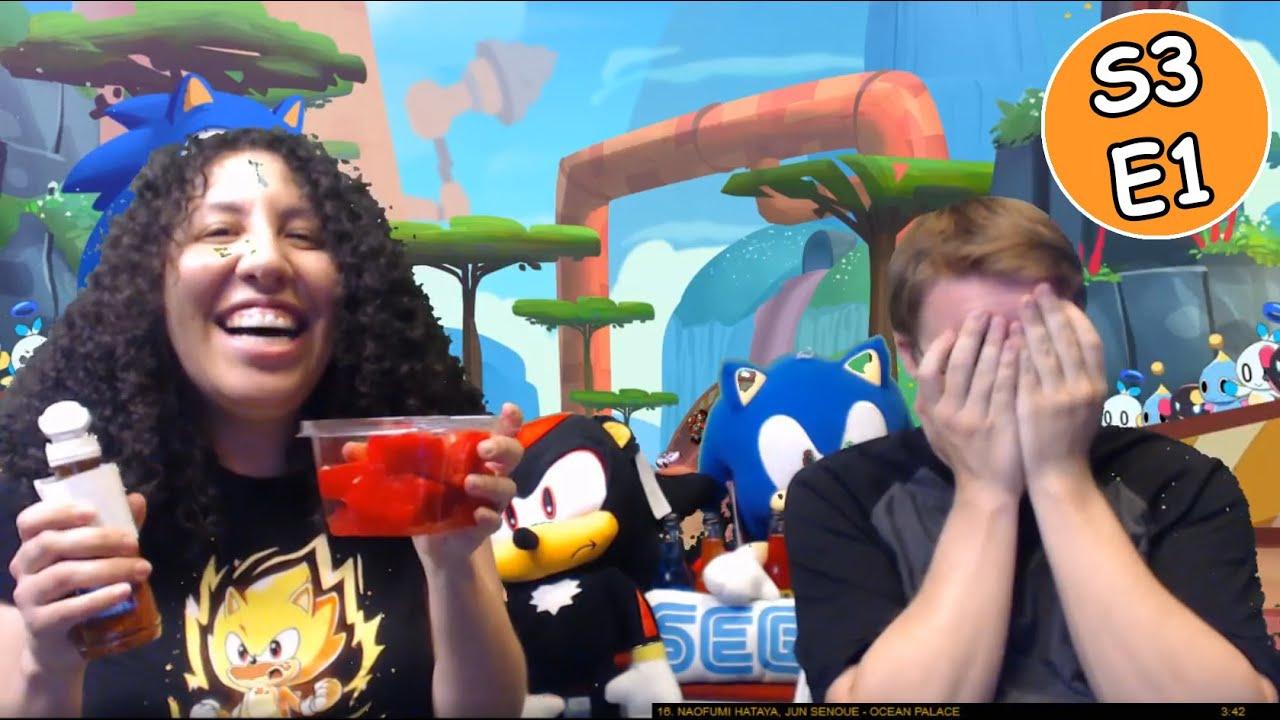 Sonic Official - Season 3 Episode 1