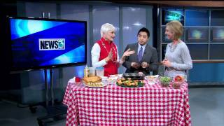 Donna Shares Almond Sweet Bread, Breakfast Quiche Recipes