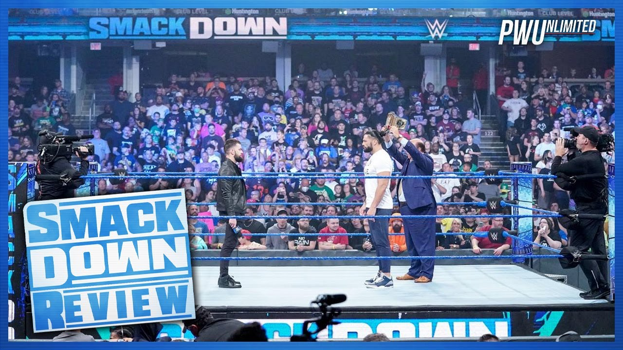 A New Challenger Arises | Smackdown Review (7/23/21)