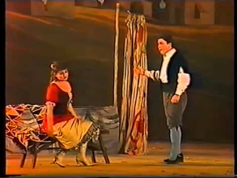 Київський оперний Паяци Pagliacci LIVE Kyiv 1985