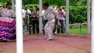 Festival Luz Paz Y Alegria 2012 Prado-Tolima Señorita Centro Baile El Contrabandista