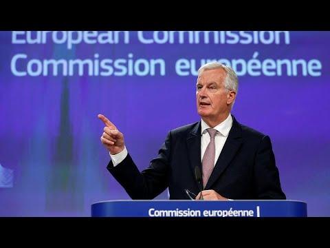 euronews (in English): Barnier: