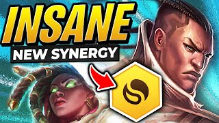 New SOULBOUND Synergy is INSANELY GOOD!   Teamfight Tactics Set 2   TFT   LoL Auto Chess