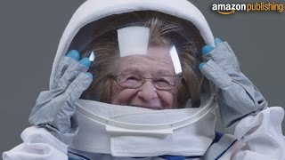 Dr. Ruth Readies for Blast Off!