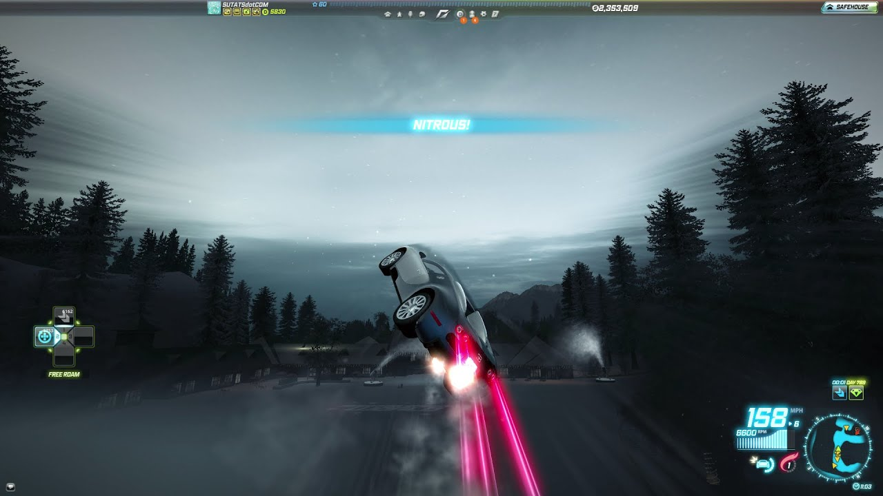 need for speed world snow jumping break dancing bugatti veyron youtube. Black Bedroom Furniture Sets. Home Design Ideas