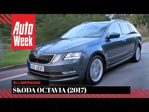 Skoda Octavia (2017) - AutoWeek Review - English subtitles