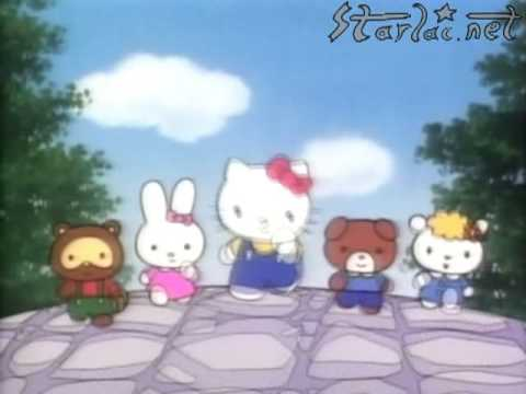 Hello Kitty and Friends - Intro Theme (closed captions)