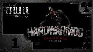 """S.T.A.L.K.E.R. HARDWARMOD """"Трудная война"""" v3.2. Часть 1 - Большой выброс."""