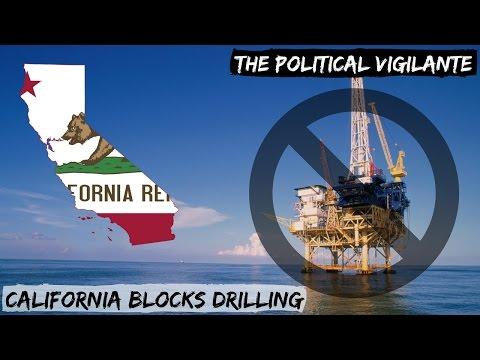 California Blocks Trumps Offshore Oil Drilling — The Political Vigilante