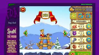 How to hack Kings Rush with cheat engine 6.4 / 6.5 / 6.6 / 6.7 Easy Entertarments