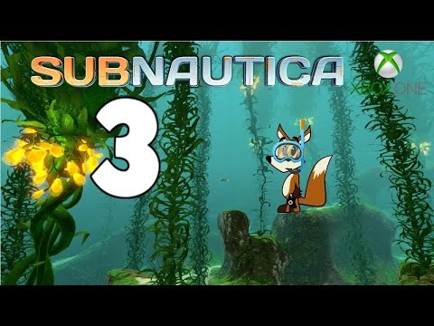 Subnautica Xbox One - Ep 3 - Silver and Gold!  | Let's Play