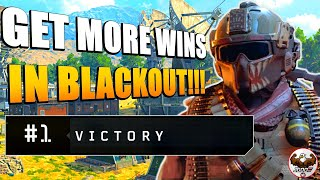 How to Win in Blackout & Tips to Improve | CoD BO4