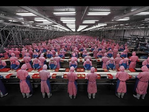 NIKE CHINA FACTORY STRIKE THEY ONLY MAKE $1.67 PER HOUR (SCOOP208)