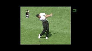 【ゴルフ】1993年尾崎将司プロvs中島常幸プロvs陳志忠プロvs米山剛プロ スポーツ振興カントリークラブで通算80勝目!japanese  golf tournament